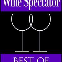 Best of Award Logo for Wine Spectator
